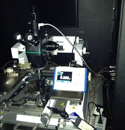 光电讯响器实物接线图